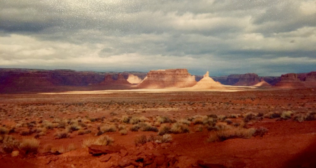 Valley of the Gods View from Utah Highway