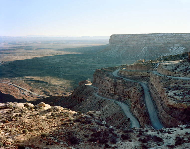 Moki Dugway and Muley Point